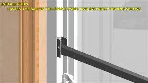 Locks Sliding Patio Doors Sliding Glass Door Bar Locks U2022 Sliding Doors Ideas