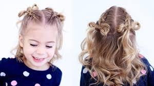 dutch braid hair bows cutegirlshairstyles youtube