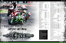 2016 kawasaki ninja zx 10r race kit parts now available