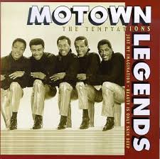 the temptations motown legends just my imagination is