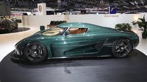 custom koenigsegg koenigsegg puts its horsepower on display in geneva