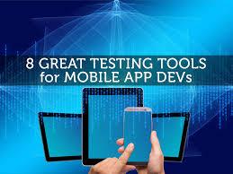8 great testing tools for mobile app developers infoworld