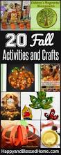 20 fun fall activities and crafts for families happy and blessed