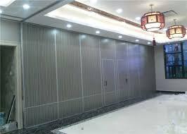 cloison aluminium bureau cloisons de séparation se pliantes de bureau de mur d aluminium pour