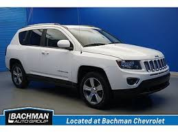 tan jeep compass 2016 jeep compass for sale with photos carfax
