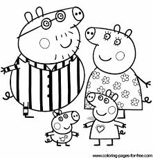 peppa pig coloring pages drawing picture 39 places visit