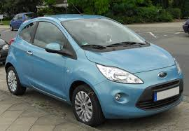 ford ka brief about model