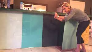 painted glass how to install glass panels on a wall youtube