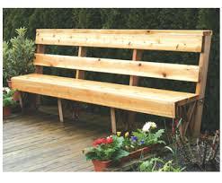 deck bench bracket peak products canada