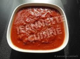 les sauces en cuisine sauce tomate pour accompagner les plats africains et le riz