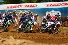 motocross races race day feed redbud motocross racer x online