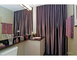 Hang Curtains From Ceiling How To Hang Curtain Rods From The Ceiling Quora