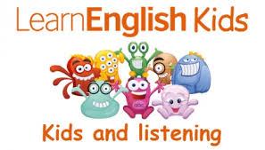 kids and listening teachingenglish british council bbc
