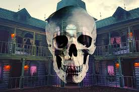 real human remains found in a haunted house