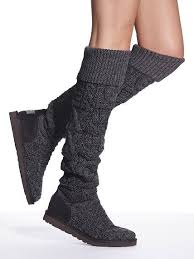 ugg australia s the knee ugg australia s the knee twisted cable boots mount