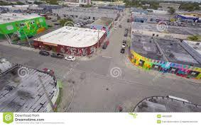 Wynwood Miami Map by Aerial Video Wynwood Miami 8 4k Stock Video Video 49056685