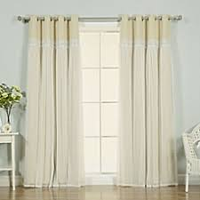 thermal curtains bed bath u0026 beyond