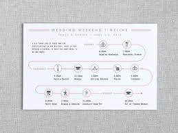 wedding invitations timeline wedding timeline invitations wedding invitation enclosures