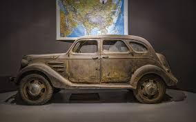 t0y0ta cars toyoda model aa finding the world u0027s oldest toyota toyota
