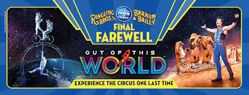 Barnes And Bailey Circus Ringling Bros And Barnum U0026 Bailey Presents Out Of This World