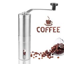 Portable Coffee Grinder Cheapest Ai Home Manual Ceramic Burr Coffee Grinder With Hand