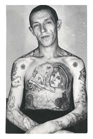police files photographs russian criminal tattoo archive fuel