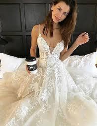 wedding dresses with straps wedding dress white wedding dress 2017 wedding dress lace