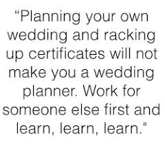 Planning Your Own Wedding How To Get A Job As A Celebrity Wedding Planner
