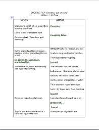 Video Resume Script Video Script William Mcgraw Portfolio
