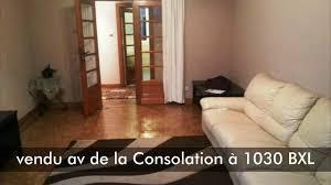 appartement 2 chambres bruxelles agréable appartement 2 chambre à vendre avenue marius renard à