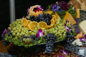 fruit centerpiece fresh fruit table centerpiece lovetoknow