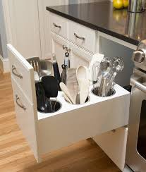 41 useful kitchen cabinets for storage utensil organizer shop