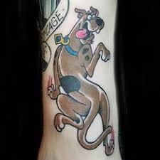 fantastic scooby doo tattoo tattoo designs illustration u0026art
