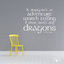 lord of the rings quote wall decal wall decals wall