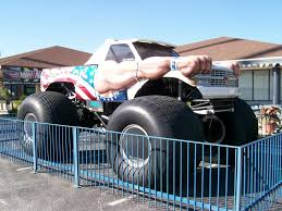 bigfoot monster truck museum bigfoot 7 archive monster mayhem discussion board