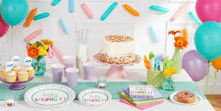sprinkle baby shower shop for baby sprinkle baby shower party supplies find baby