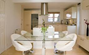 glass kitchen table wallpapers and images wallpapers pictures