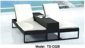 couvert lit patio ext礬rieur salon canap礬 meubles lit couvert jour pont