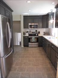 kitchen gray subway tile backsplash ideas chrome faucet grey and