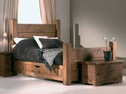 reclaimed pine bedroom furniture bison rustic reclaimed pine furniture