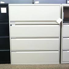 4 drawer lateral file cabinet used teknion file cabinet sdevloop info