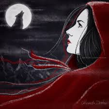 red riding hood ribkadory deviantart