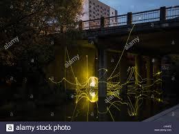 waller creek light show the natural unnatural art installation at the waller creek show an