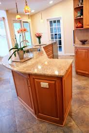 kitchen desaign curved kitchen island with same tone marble curved kitchen island with same tone marble countertop in shaker style design curved kitchen islands kitchen dining curved kitchen island makes shape accent