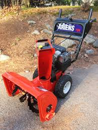 article 23 buying a used snow blower u2014 jay u0027s power equipment