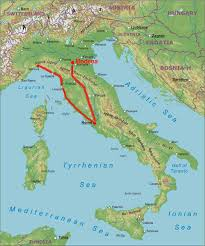 Brescia Italy Map by Modena Map
