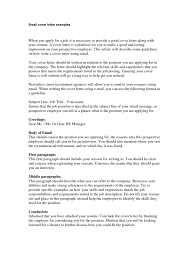 email cover letters sample rimouskois job resumes