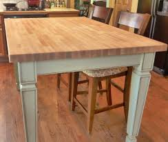 kitchen butcher block kitchen table intended for glorious fresh