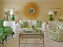 Feeling Lucky  Green Rooms We Love HGTV - Hgtv interior design ideas