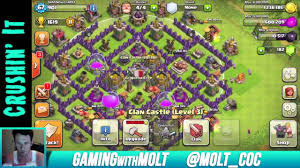 coc layout builder th8 clash of clans top th8 farming base youtube